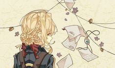 Anime Violet Evergarden  Wallpaper