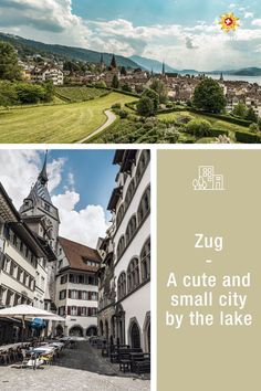 This Swiss city attracts numerous companies, do you wonder why? Switzerland Tourism, Old Town, Old Things, Relax, Tower, Urban, Architecture, City, Landscapes