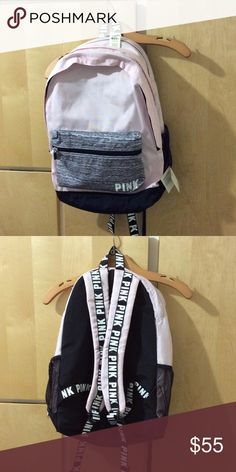 NWT Victoria Secret Pink Campus Backpack Brand new with tag PINK Victoria's Secret Bags Backpacks
