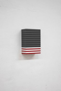 Richard Roth   I Got It Bad   2010   acrylic on birch plywood   11 3/8 x 8 x 4 inches   ROTR8471 $ 3,500.00