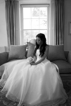 Pretty gown by Christine Trewinnard