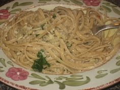 I am off to my son's preschool's Halloween Festival with a big bowl of Spiced Popcorn Snack Mix (without the heat).but before I leave, here's another easy Rachael Ray recipe that I dug up Clam Pasta, Seafood Pasta, Seafood Dinner, Pasta Dishes, Pasta With Clam Sauce, Pasta Sauces, Fish Dinner, Penne Pasta, Gourmet