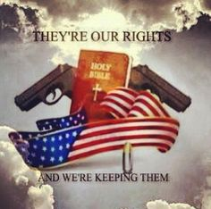 """""""God Bible and guns are what made this country great,and a free people Will never relinquish these God-given rights🙏"""" I Love America, God Bless America, American Pride, American History, American Flag, American Freedom, American Soldiers, American Girl, Native American"""