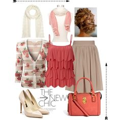 """""""The New Chic"""" by modestlyme97 on Polyvore"""