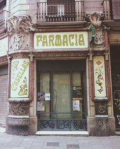 Pharmacy-Barcelona, Spain