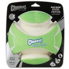chuck it toys