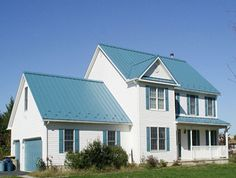 Metal Roof Color Visualizer | Fabral 1 1/2″ Standing Seam Product Information | Weaver ...