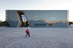 Gallery of Museum Of The History Of Polish Jews / Lahdelma & Mahlamäki + Kuryłowicz & Associates - 26