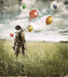 Balloon Maker by crilleb50 on DeviantArt