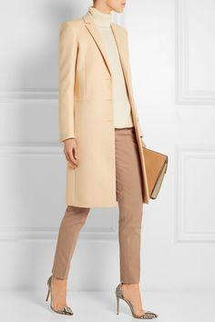 Gucci|Cotton-twill skinny pants|NET-A-PORTER.COM