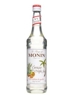 Monin Triple Sec Syrup