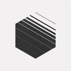 Perfectly Simple Geometric Illustrations by Pierre Voisin | UltraLinx