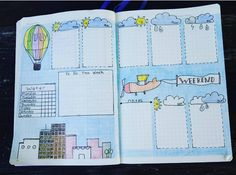 Featured Bullet Journal: Aleysha from Decaffeinated College Student - Productive…