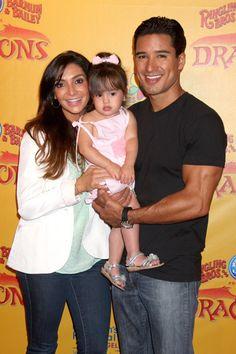 Mario Lopez takes the family to the circus!