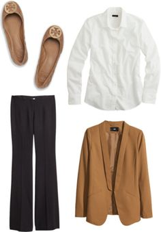 Lessons I Wish I Knew: How to Dress for a Conference | College Fashion