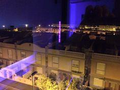 Teneriffa bei Nacht Opera House, Building, Travel, Tenerife, Night, Viajes, Buildings, Destinations, Traveling