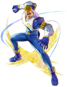 View an image titled 'Captain Commando Art' in our Project X Zone 2 art gallery featuring official character designs, concept art, and promo pictures. Game Character Design, Character Art, Video Game Characters, Anime Characters, Guile Street Fighter, D Mark, Art Anime, Superhero Design, King Of Fighters