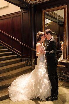 creative wedding photo ideas bride and groom - Google Search