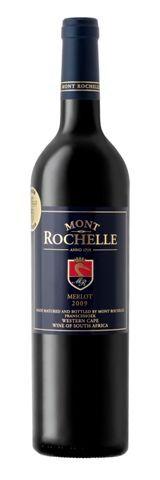 Mont Rochelle Merlot 2009