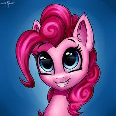 MLP: Pinkie Pie Portrait