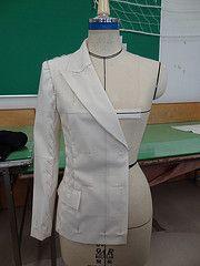 moulage (Alice Yumi Sinzato) Tags: college fashion japan tokyo design sewing toile bunka draping moulage