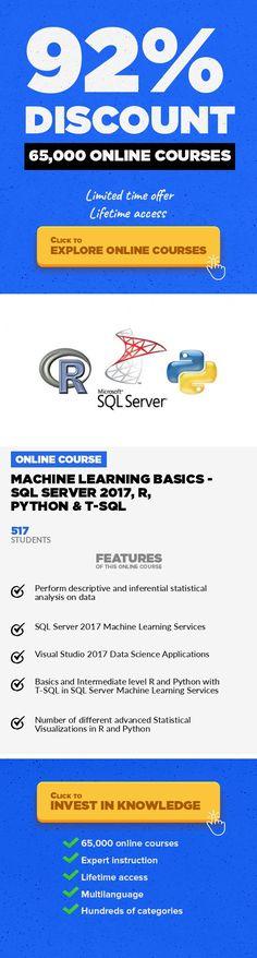 Top 10 best databases you should learn in 2017 database sql machine learning basics sql server 2017 r python t sql databases fandeluxe Choice Image