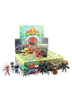 Mighty Morphin Power Rangers Blind Box Figures Wave 1