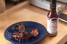 Hella Bitter's Candied Bitter Bacon