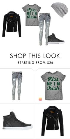 """""""Untitled #401"""" by tannie97 ❤ liked on Polyvore featuring Blue Inc Woman, Supra, Superdry and MICHAEL Michael Kors"""