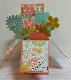 Creative Paper Crafting: Box Card
