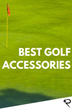 In this guide, we'll cover some of the best golf accessories you might want to consider purchasing and adding to your golf game to make your golfing experience better. If you are a beginner, the equipment we cover also eases new players into the sport to learn the basics quickly and find success while on the course. #golf #golfclubs #golftips #golfer #golftraining #reachpar Golf Books, Golf Umbrella, Best Golf Courses, New Golf, Perfect Golf, Golf Towels, Golf Training, Golf Accessories, Play Golf