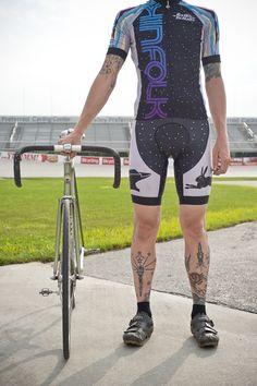 Kinfolk Cycling Kit
