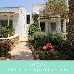 Kavos Naxos Studios and Apartments Event Calendar, Studio Apartment, Apartments, Studios, Island, Plants, Studio Apt, Islands, Plant