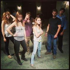 Under The Dome Season 2 Cast