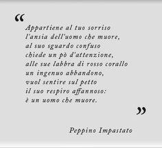 Peppino Impastato una vita contro la mafia.