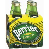Perrier Lemon Sparkling Water, 11 OZ [Case Count: 6 per case] [Case Contains: 24 Bottles] >>> Read more reviews of the product by visiting the link on the image.