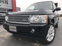 Buy used 2008 Land Rover Range Rover SUPERCHAREGED just in $19,999 #Mercedes #cars #Service #auto #NorthCarolina #Technical #CustomerService #LandRover #RangeRover #SuperCharged #BMW #MercedesBenz