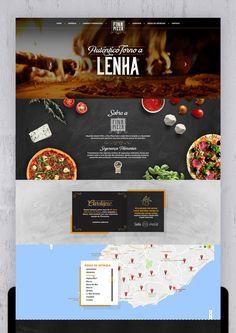 Com o novo posicionamento da pizzaria Fina Pizza, desenvolvi o seu novo logo, bem como toda nova identidade visual, site, impressos e comunicação nas redes sociais.