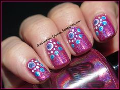 Rainbowify Me ~ Nail blog: Ooh La Lacquer ~ H. Y. F. R.