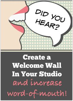Creating a welcome wall is a fab way to get your piano parents talking. Here's our Top 5 Tips for creating one and why you'll really want to! #PianoStudio #PianoLessons