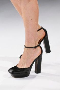 Calvin Klein Ankle Strap Shoe SS2013| Moda and Estilo