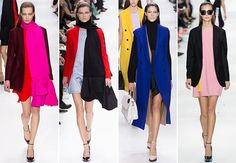 Christian Dior Fall/Winter 2014-2015 Collection - Paris Fashion Week  #ParisFashionWeek #fashionweek #PFW