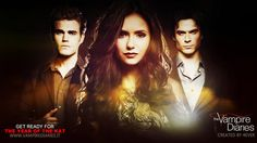 TVD - The Vampire Diaries TV Show Wallpaper (15539382) - Fanpop fanclubs