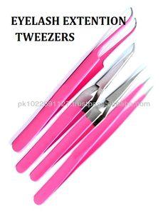 Eyelashes Extension tools kit,Eyelash Extension Tweezers,Tweezers for Eyelash Extension, Pointed Eyelash Extension Tweezers $0.40~$0.99