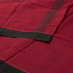 Ghanshyam Sarode Handwoven Khadi Cotton Sari 1006673 - Sari / Khadi - Parisera