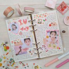 Bullet Journal Inspiration, Instagram Accounts, Journaling, Kpop, Diy, Caro Diario, Bricolage, Do It Yourself, Homemade