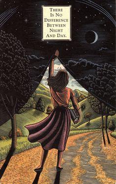 Narratives by Douglas Smith, via Behance