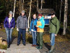 Upplevelsestudenter utvecklar turismprodukter i skärgårdsmiljö - LTU - Luleå tekniska universitet - Forskning och utbildning i världsklass