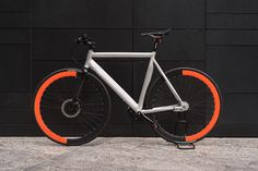 Designed by SZ | the Equilibrium bike