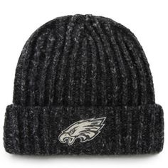 c37e12f8635 Buy Men s Brand Charcoal Philadelphia Eagles Westend Cuffed Knit Hat from  the official online store of the Philadelphia Eagles! Eagles Fans Buy Men s  Brand ...